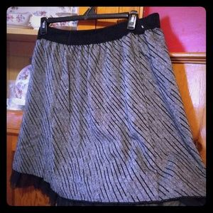 Dresses & Skirts - 3x skirt with lace bottom